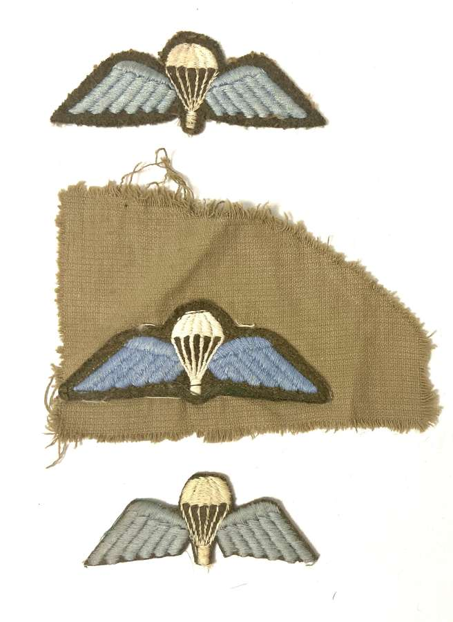 British Army Insignia and Badges
