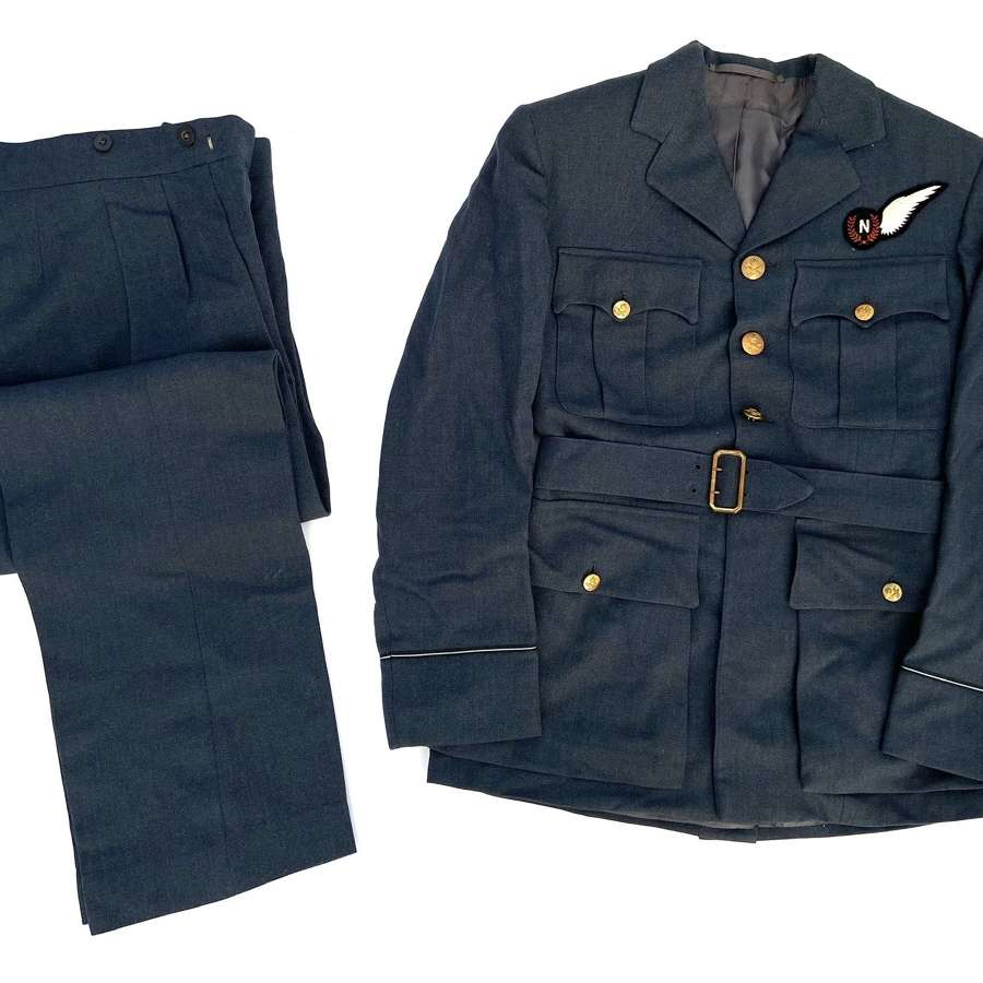 Post WW2 RAF Uniform