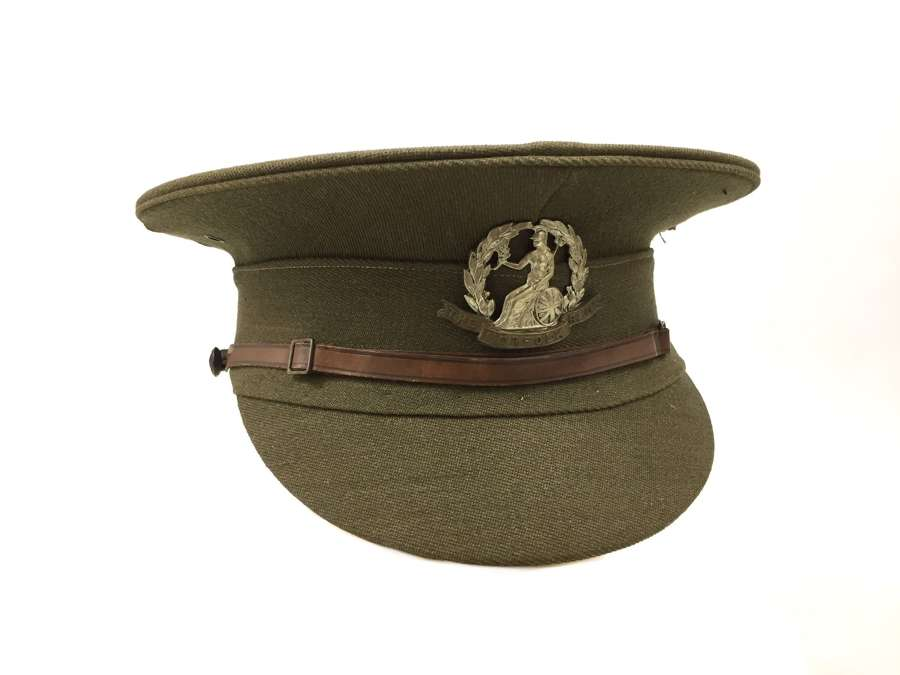 WW1 British Helmets and Hats