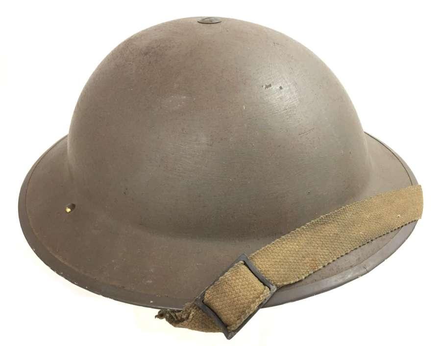 WW2 British Helmets and Hats