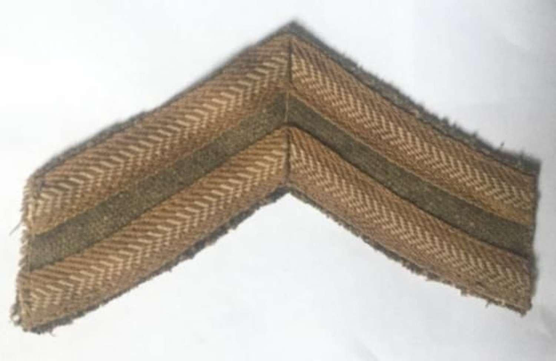Original Great War Good Conduct Stripe