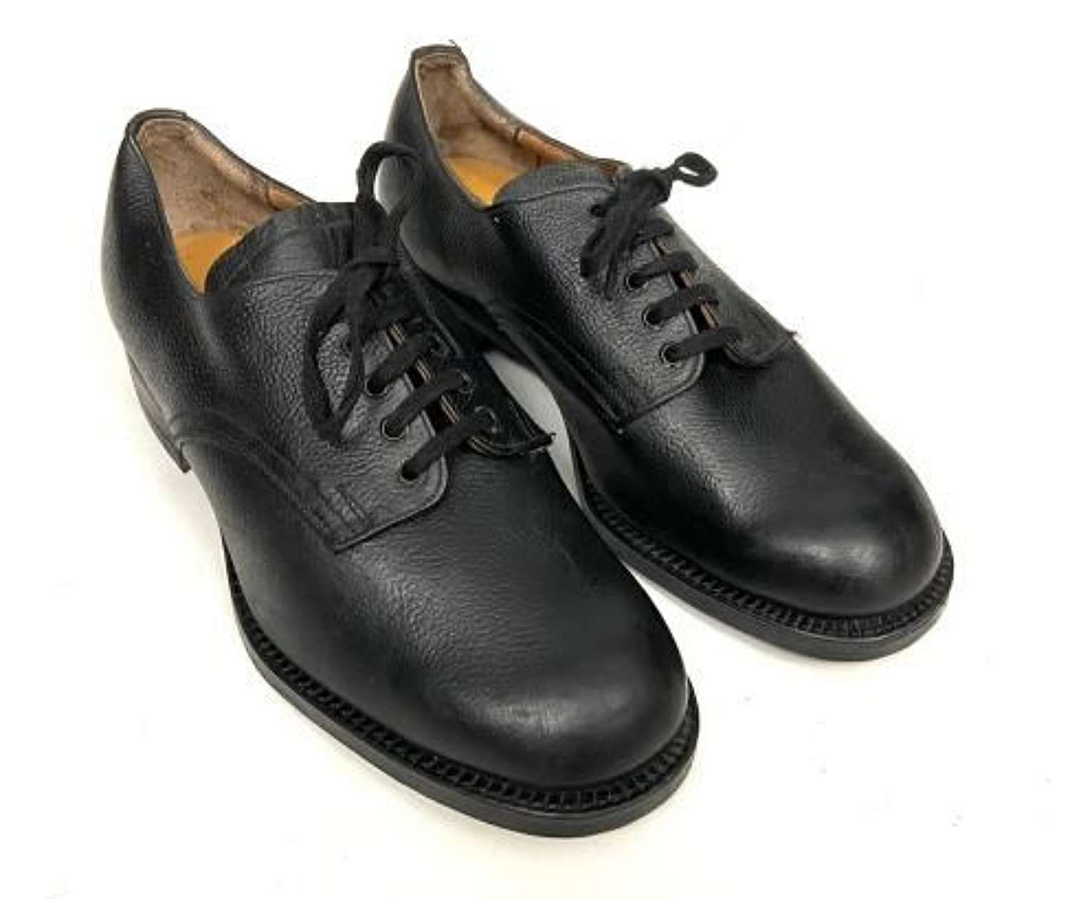 Original 1951 Dated Women's Issue Shoes by 'B. Toone & Co Ltd' - Size