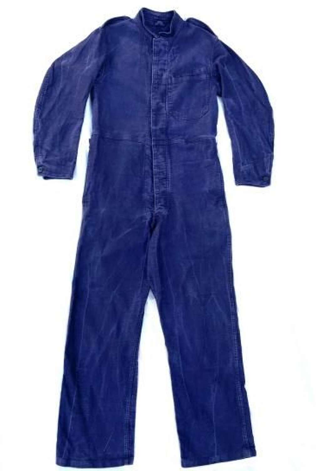 Original 1953 Dated Civil Defence Overalls