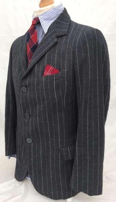 Original WW2 British Army / RAF Demob Suit