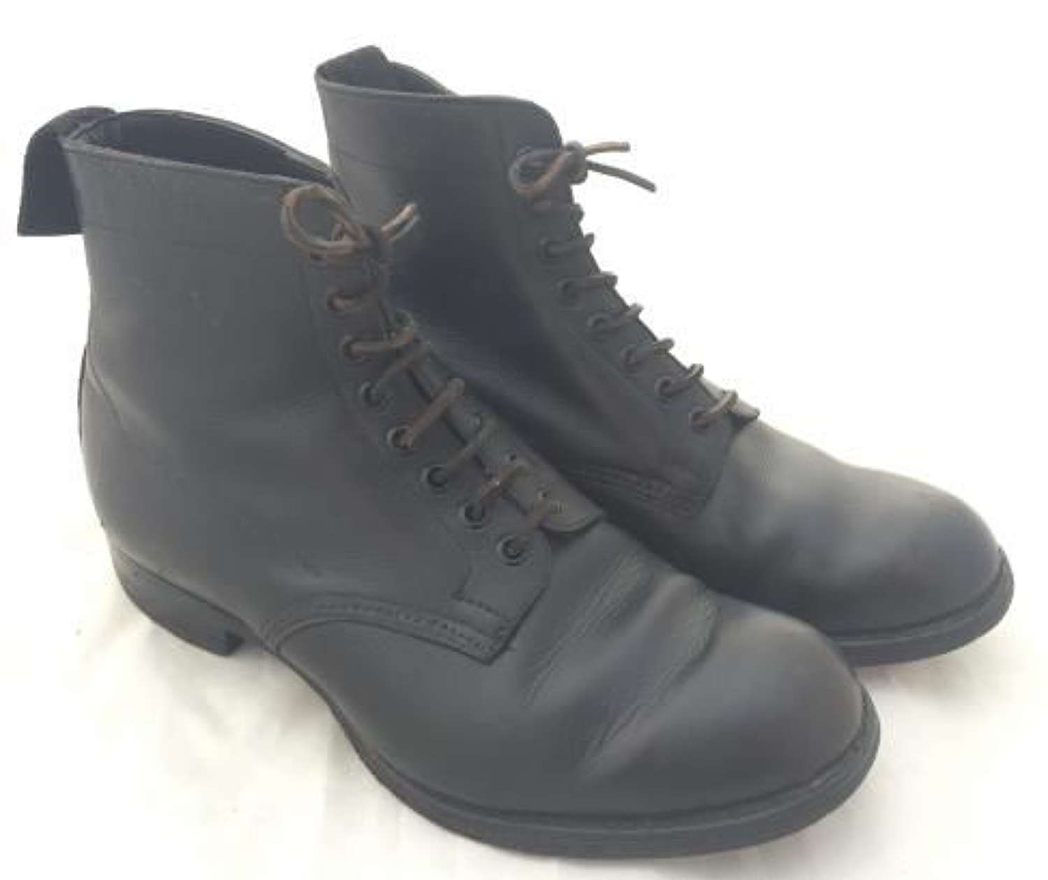 1941 Dated Home Guard / Royal Navy Ankle Boots