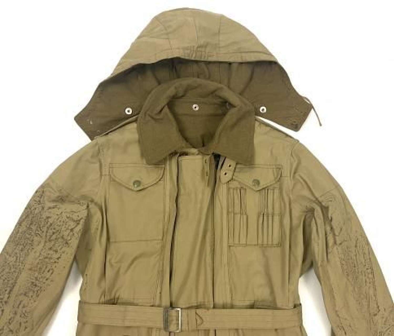 Original 1954 Dated British Army Tank Suit - Size 3