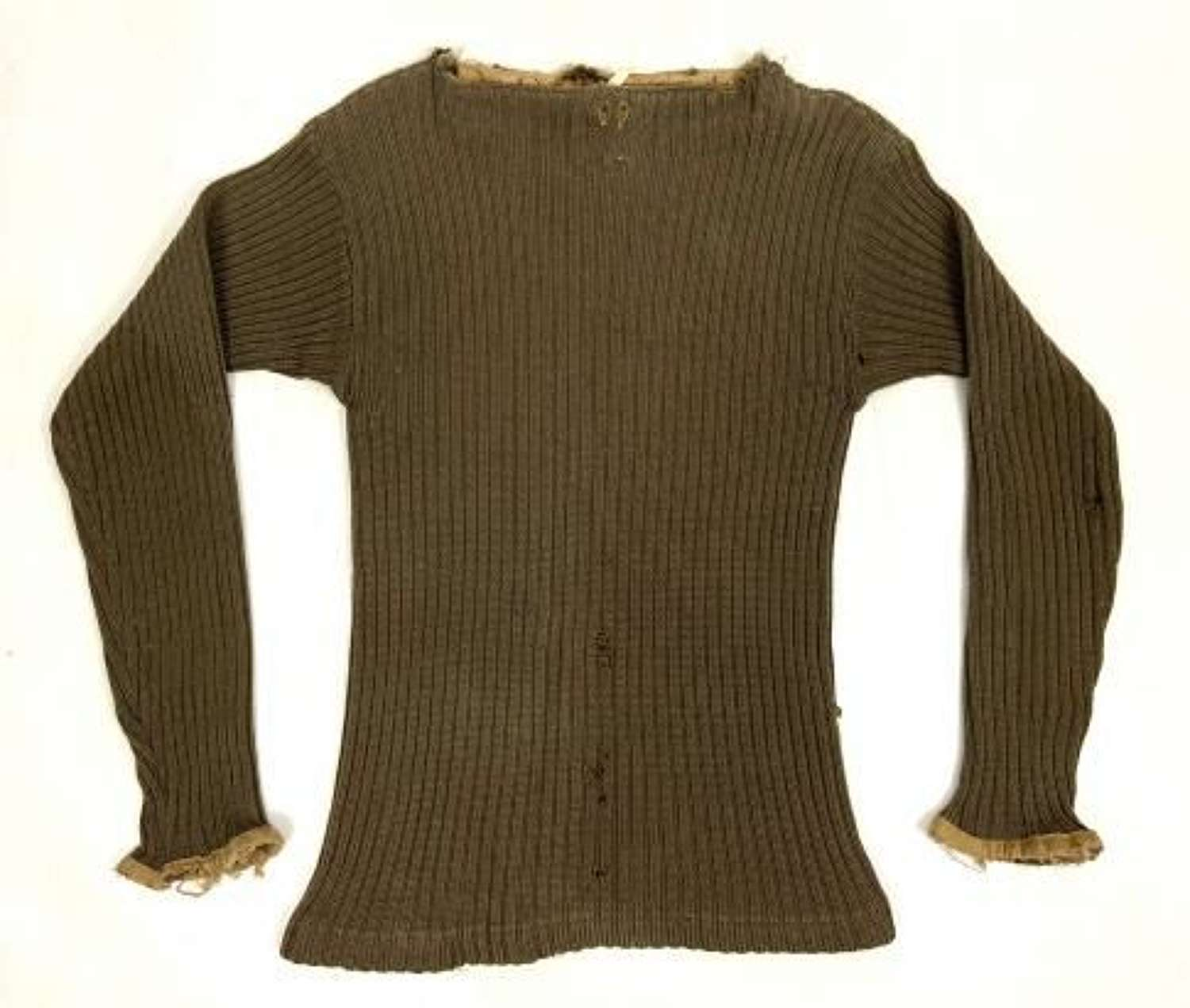 Original 1953 Dated British Army 'Jumpers, Heavy' - Size 3.