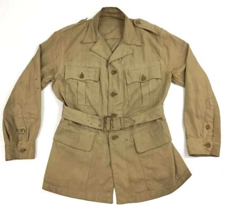Original 1955 Dated 1950 Pattern Bush Jacket