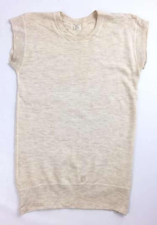 1948 Dated British Army Undershirt