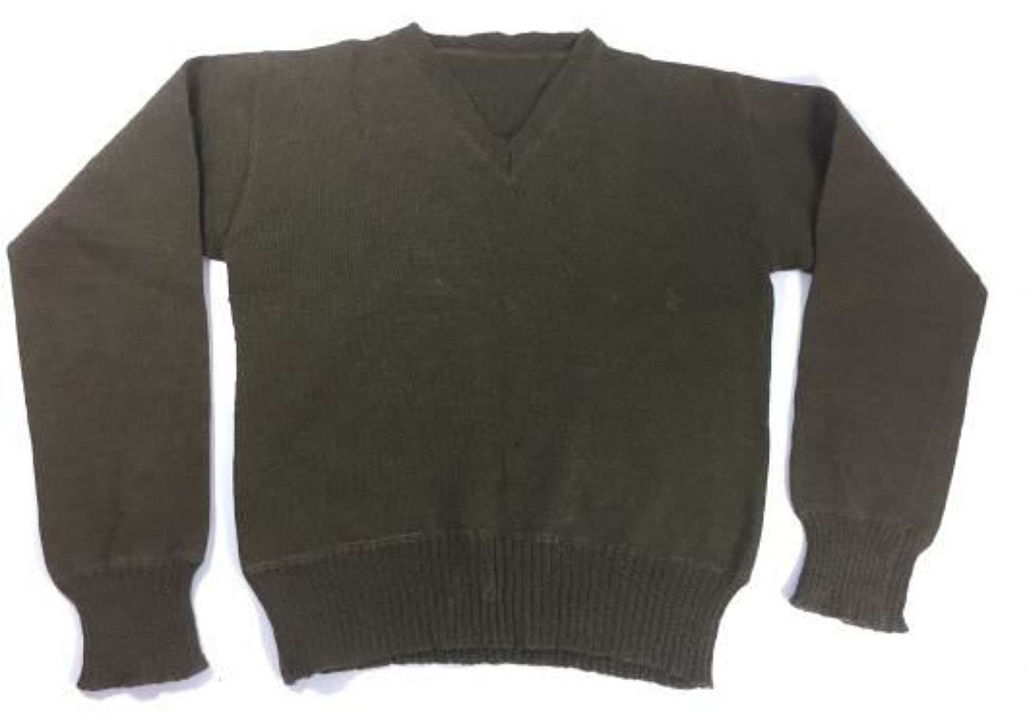 1949 Dated British Army Pullover Jumper - Size 3.