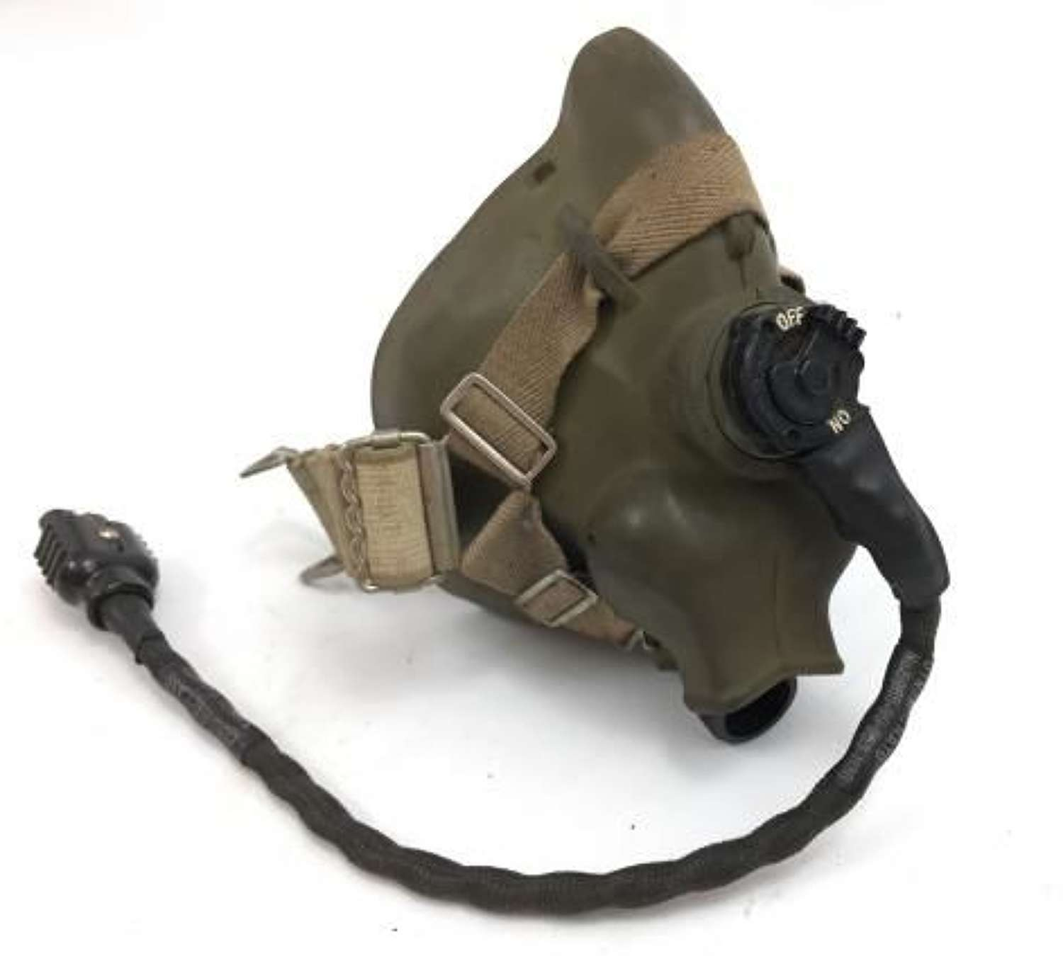 1985 Dated RAF H Type Oxygen Mask - Size Large