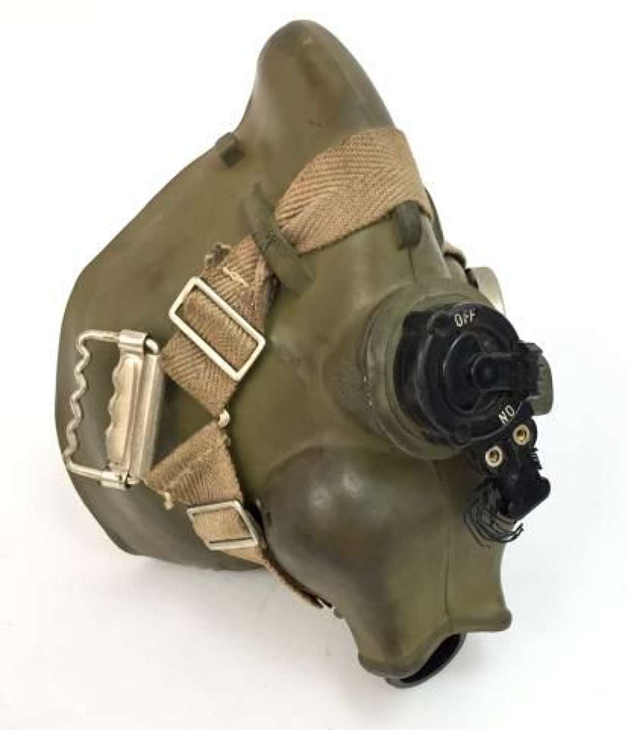 1959 Dated RAF H Type Oxygen Mask - Size Large