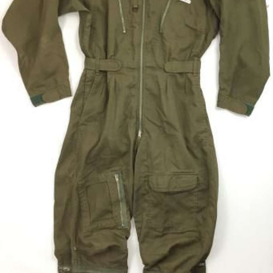 Original RAF MK7A Flying Suit - Green