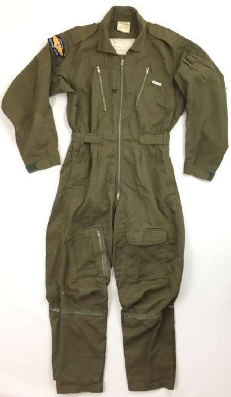 Original RAF MK7A Flying Suit - Green