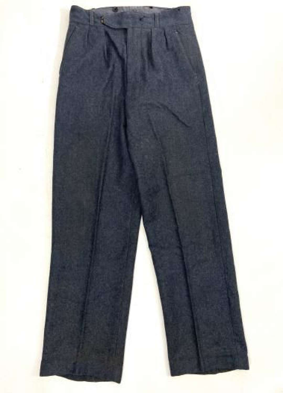 Original 1955 Dated RAF New Pattern Battledress Trousers