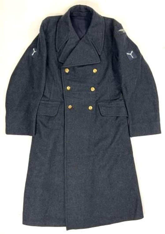 Original Early 1950s RAF Ordinary Airman's Greatcoat