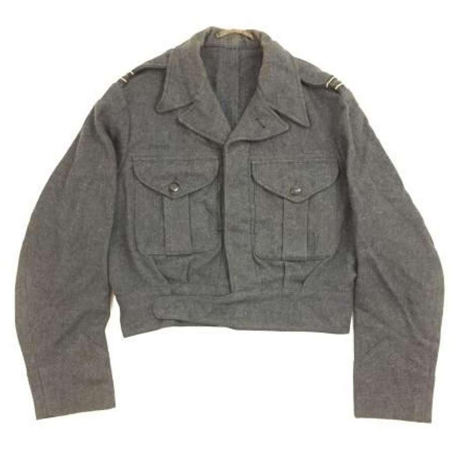 Original 1949 Dated RAF War Service Dress, Blouse, New Pattern