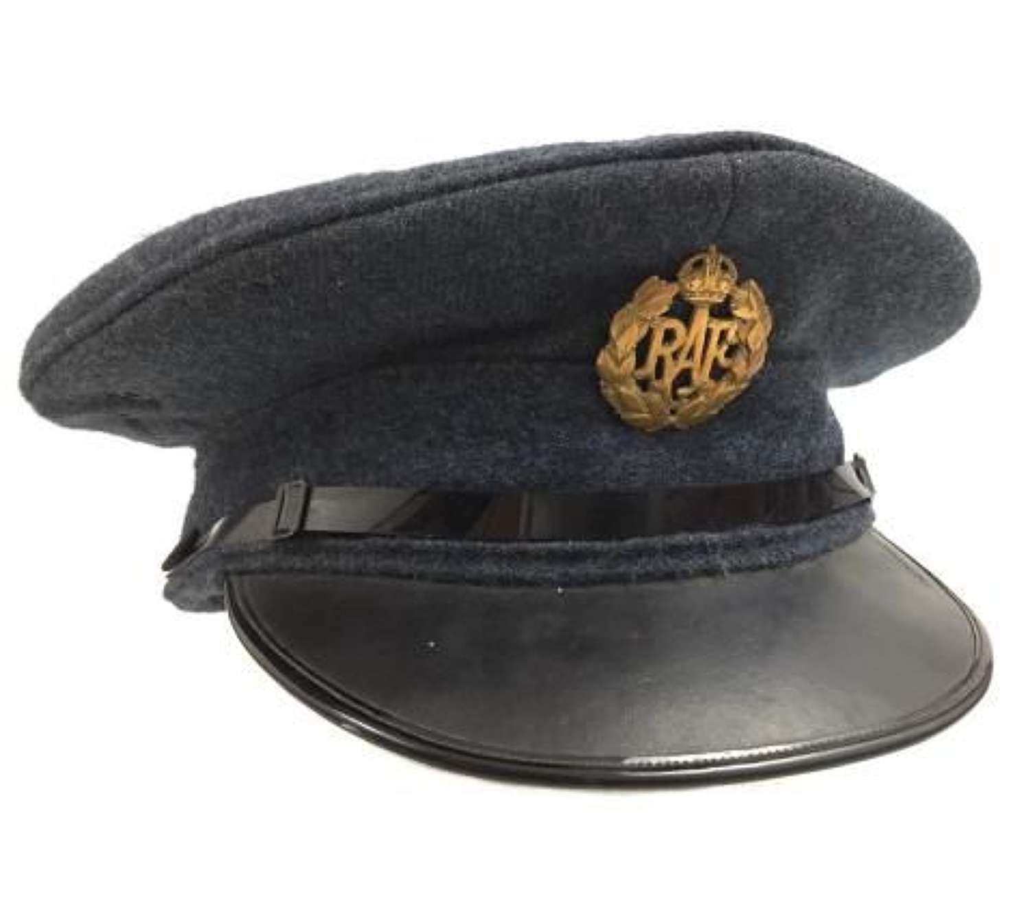 1953 Dated RAF Ordinary Airman's Peaked Cap - Size 7