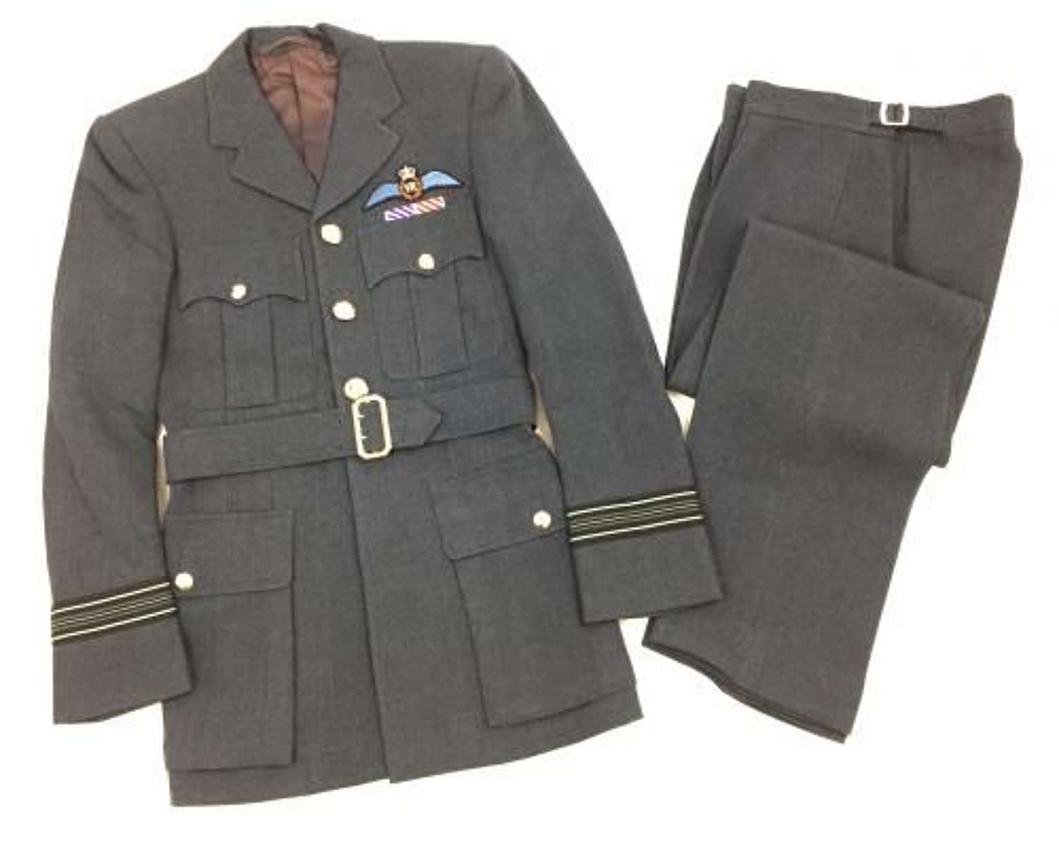 1981 Dated RAF Volunteers Reserve Pilots Service Dress