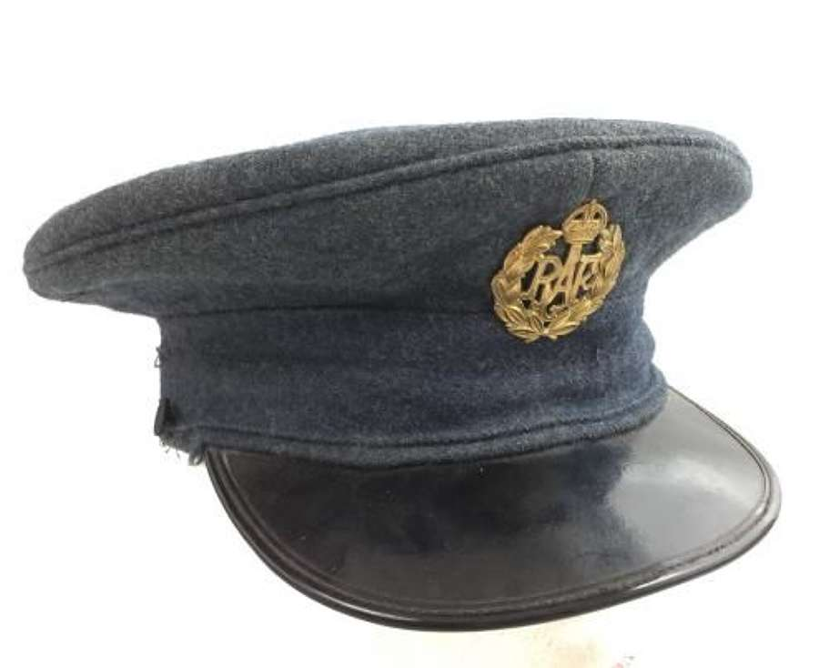 1953 Dated RAF Ordinary Airmans Peaked Cap