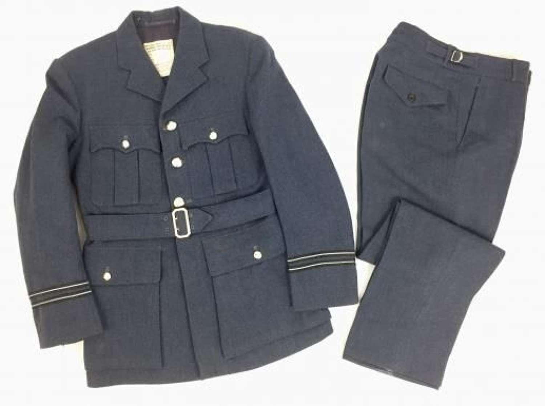 Post WW2 RAF Officers Service Dress Jacket + Trousers