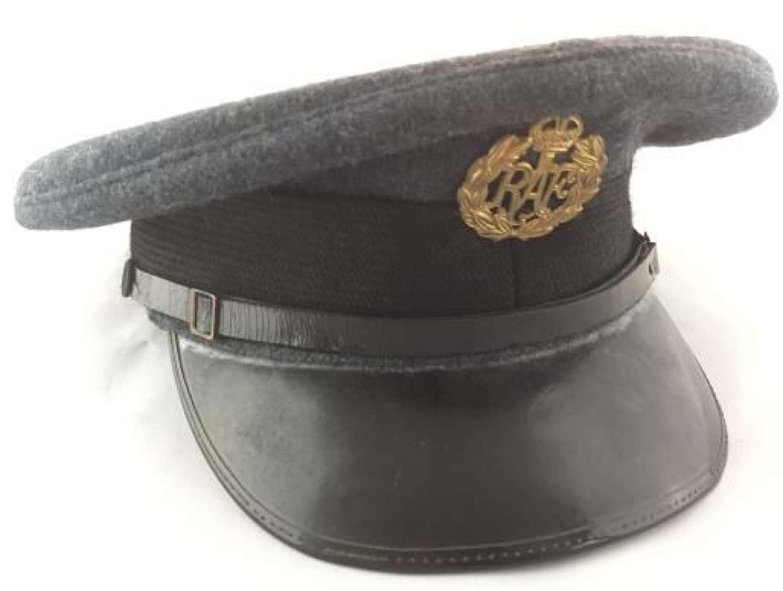 Post WW2 RAF OA SD Peaked Cap