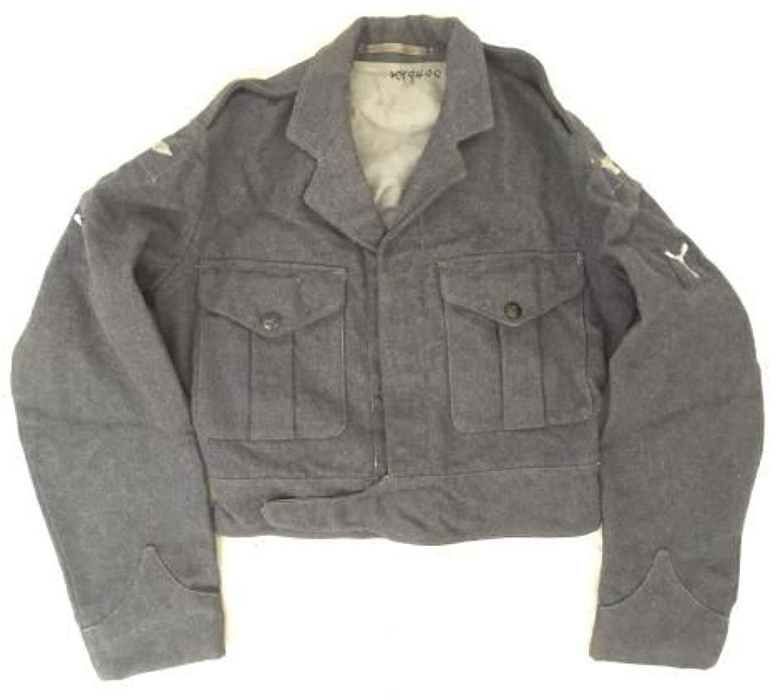 War Service Dress Blouse, New Pattern - Size 12.