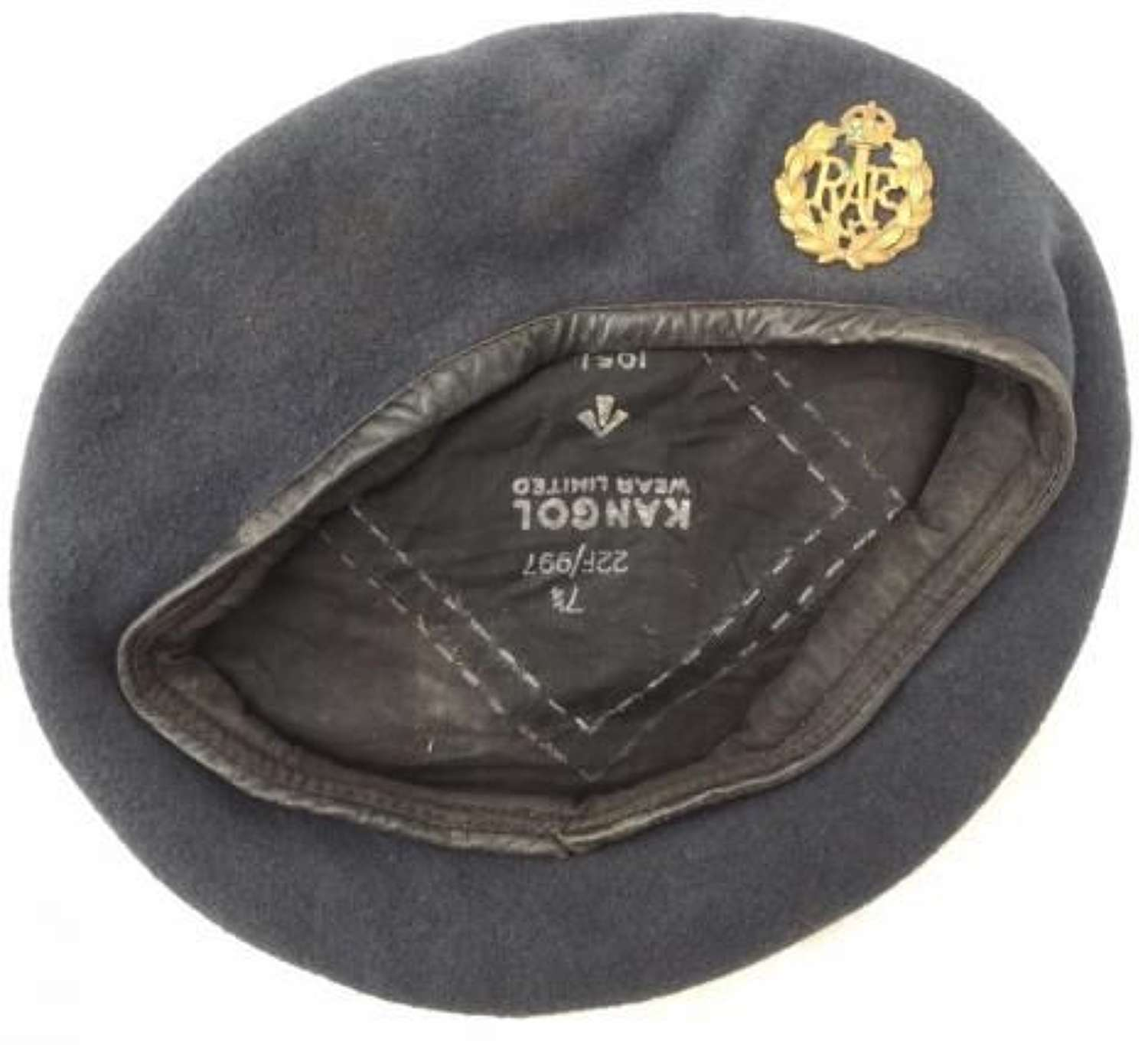 1951 Dated RAF beret - Size 7 1/4