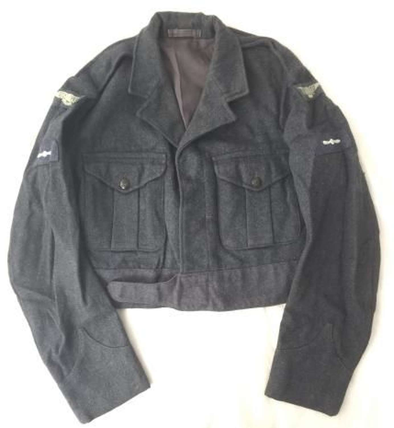 1954 Dated RAF New Pattern Battledress Blouse With LAC Insignia