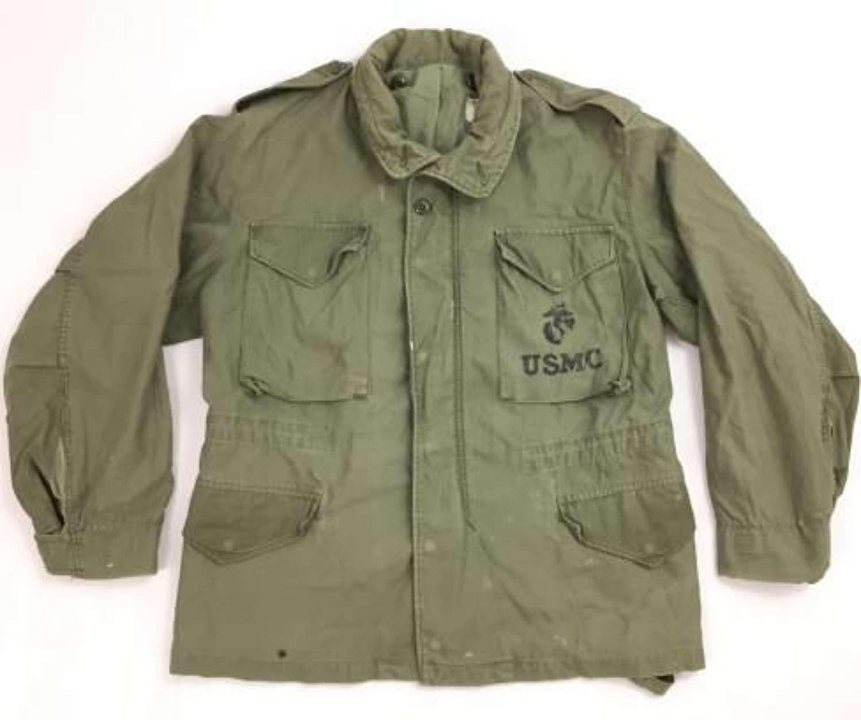 Original 1965 Dated USMC M65 Field jacket