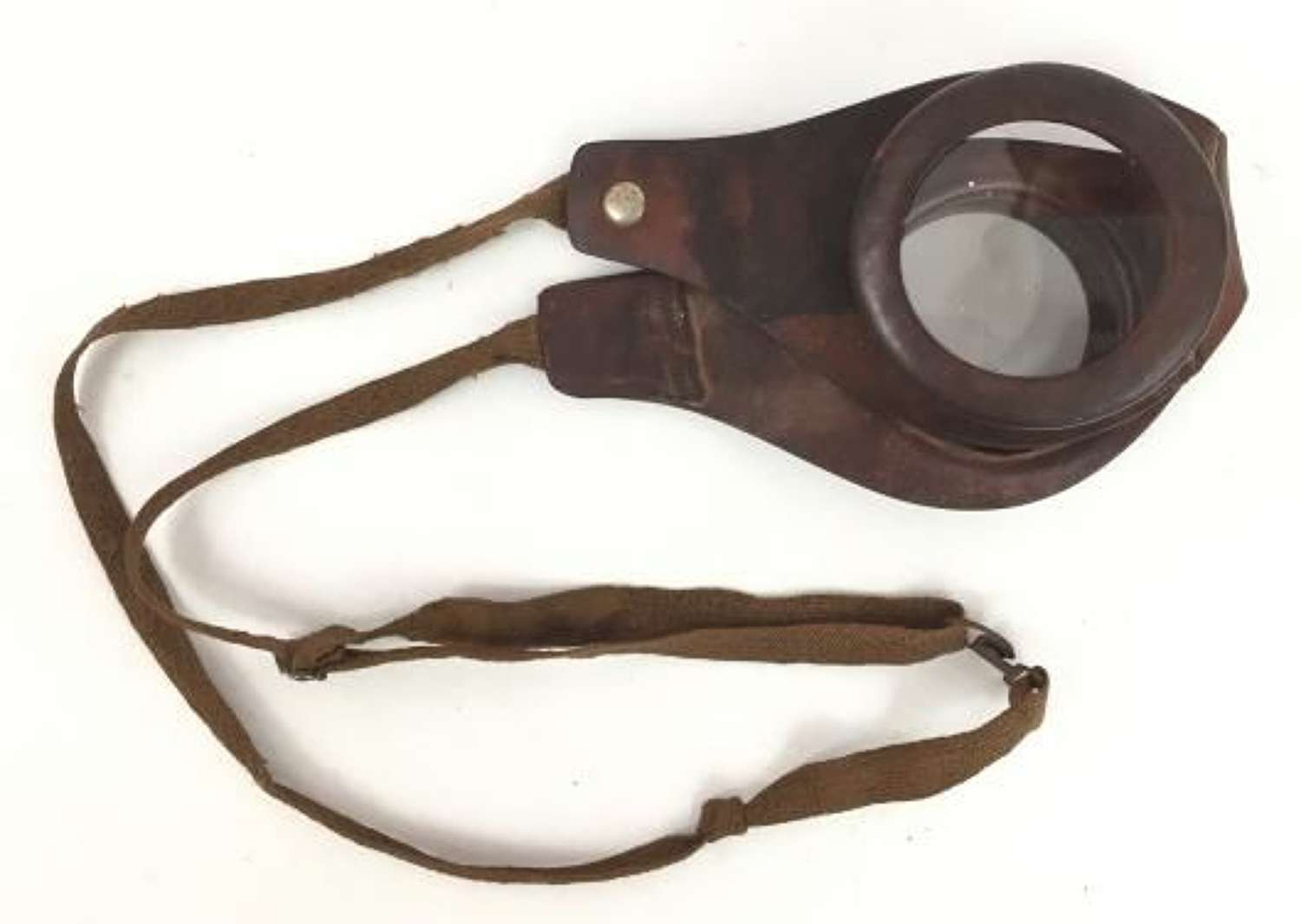 Scarce Original Royal Flying Corps MK1 Flying Goggles