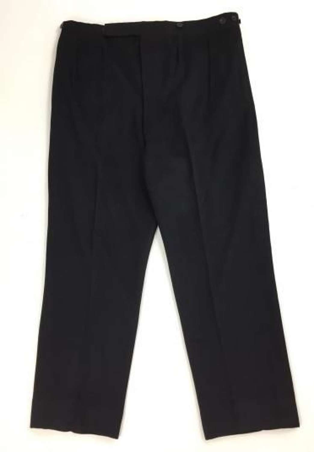 Original 1950s Royal Navy Officers Trousers