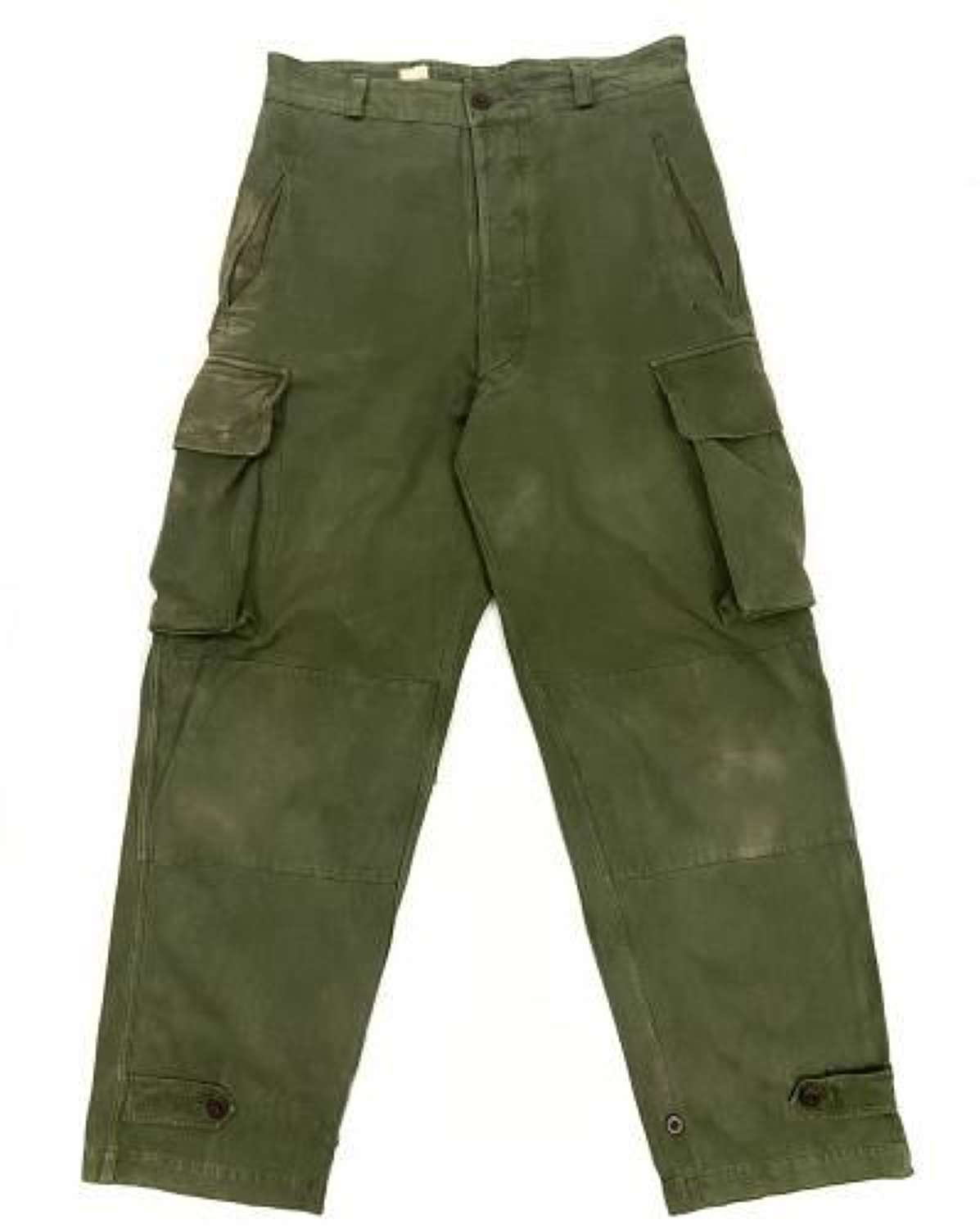 Original French Army M47 Trousers (2)