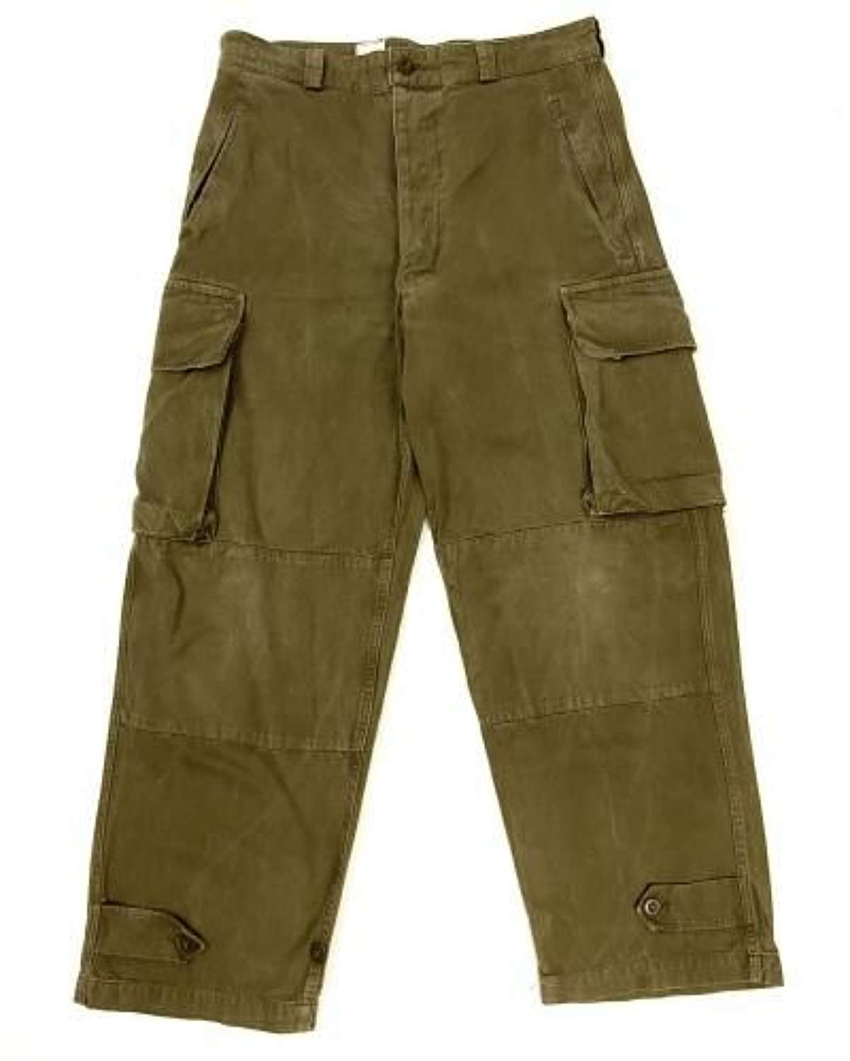 Original French Army M47 Trousers