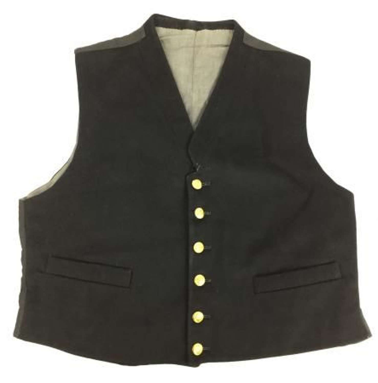 Victorian Naval Waistcoat