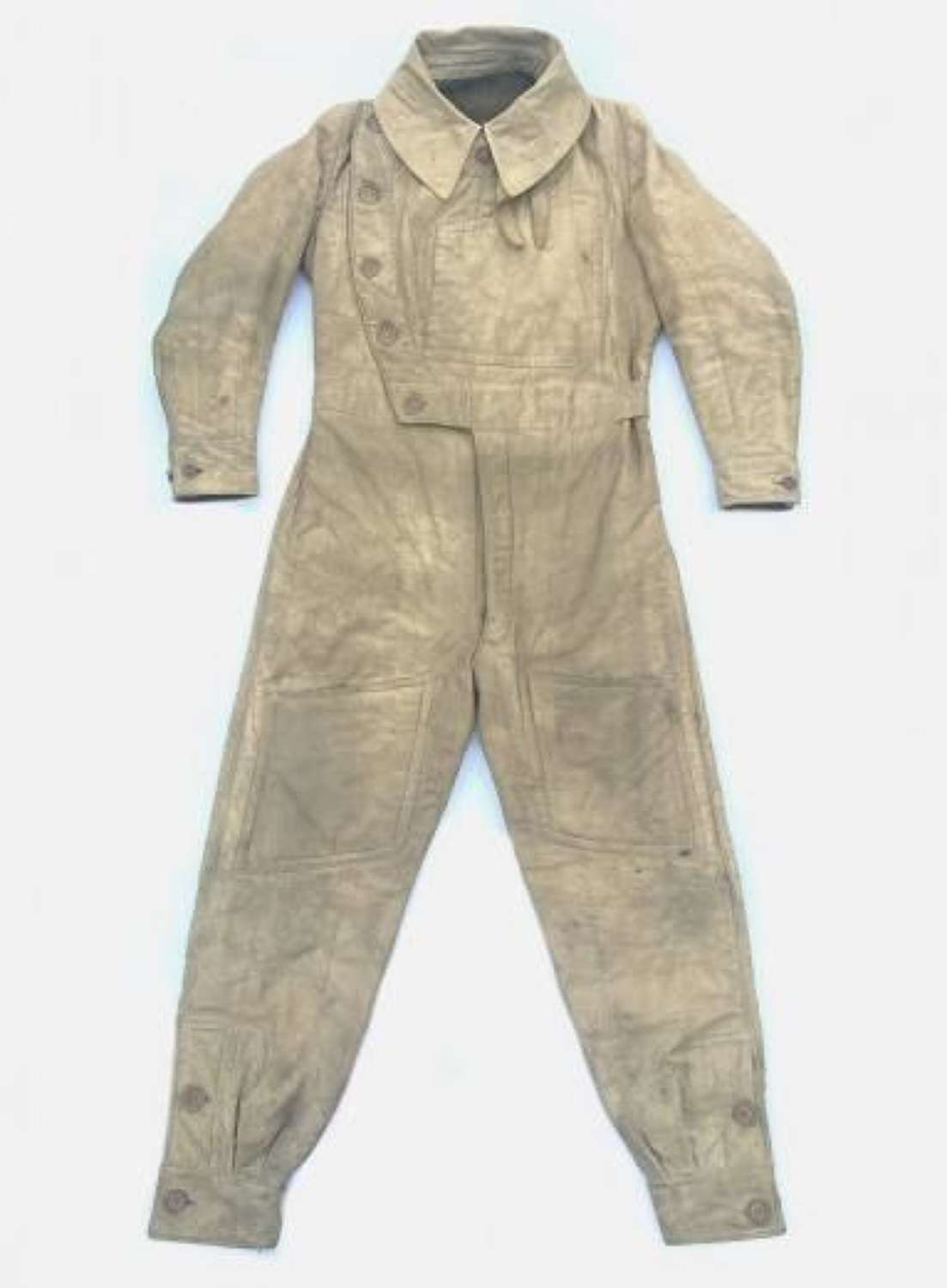 Scarce Original Great War Royal Flying Corps Sidcot Suit