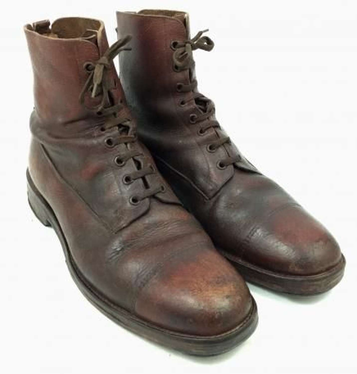 Original British Army Officers Boots by Lotus - Size 9 1/2