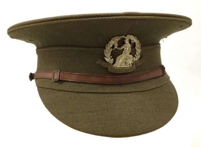 Original Private Purchase 1905 Pattern Service Dress Cap