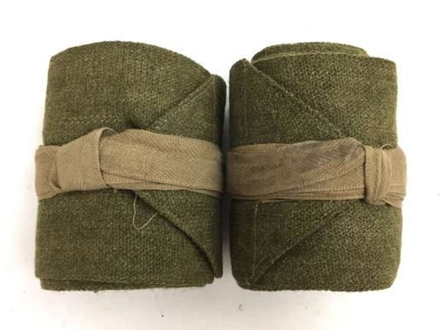 Original Great War Period Ordinary Ranks Long Puttees by 'Fox'
