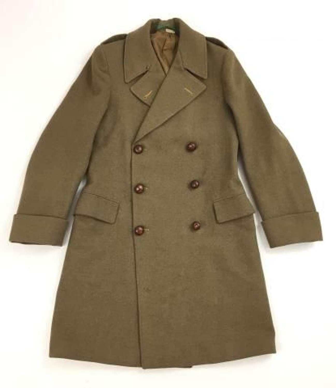 Original 1927 Dated British Officers Warm