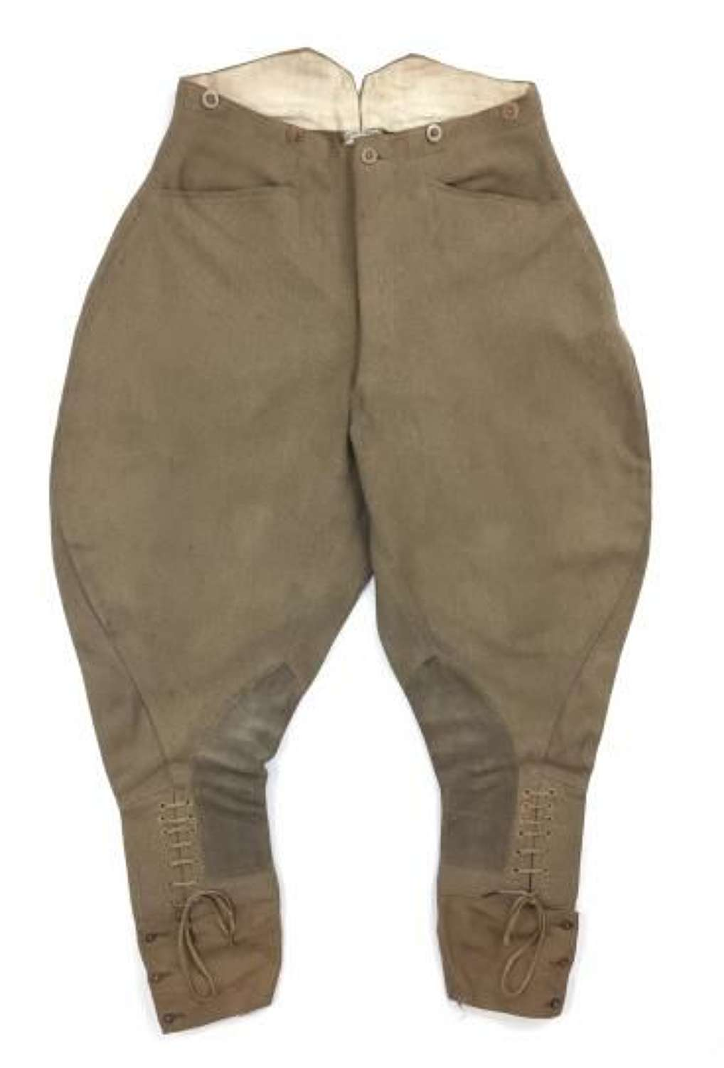 Original 1915 Dated British Army Officers Breeches