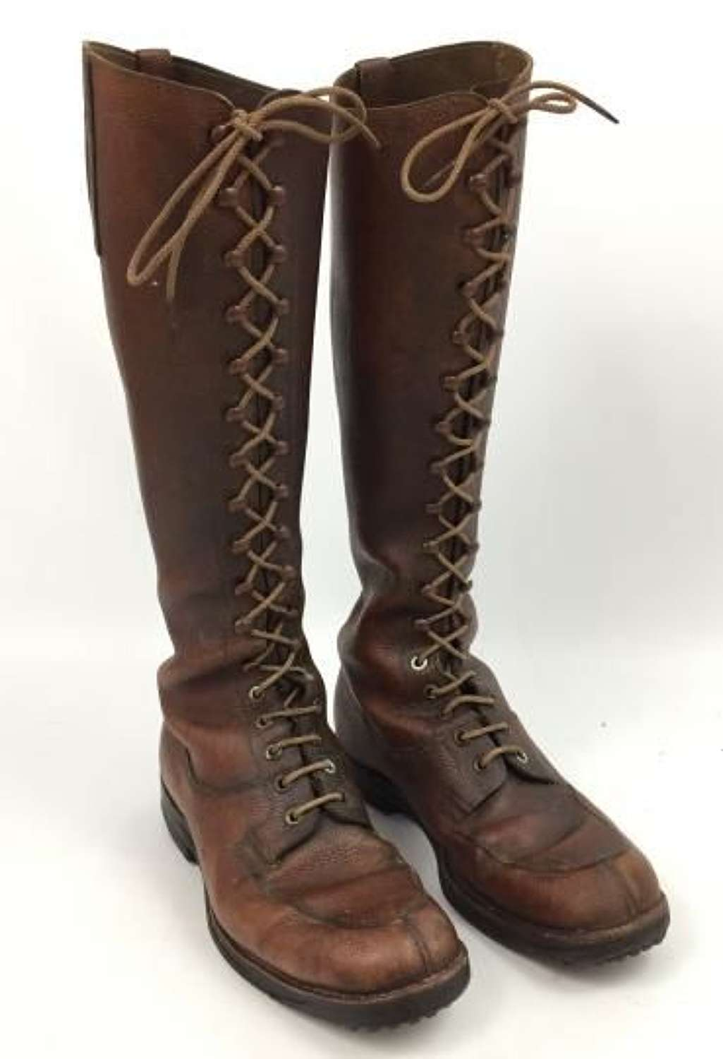 Original Great War Period Officers Field Boots by 'Lotus'
