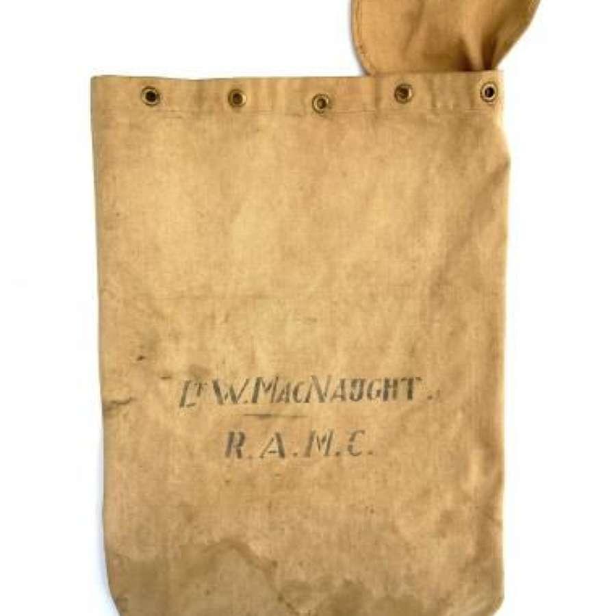 Original Great War Period RAMC Officers Kit Bag by 'Lybro'