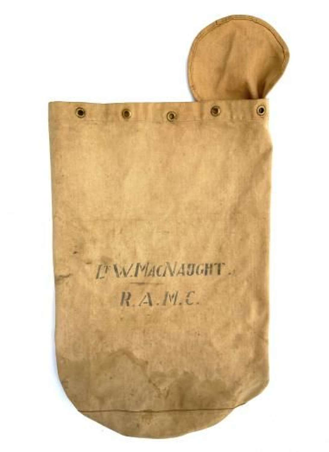 Original Great War Period RAMC Officers Kit Bag by 'Lybro'
