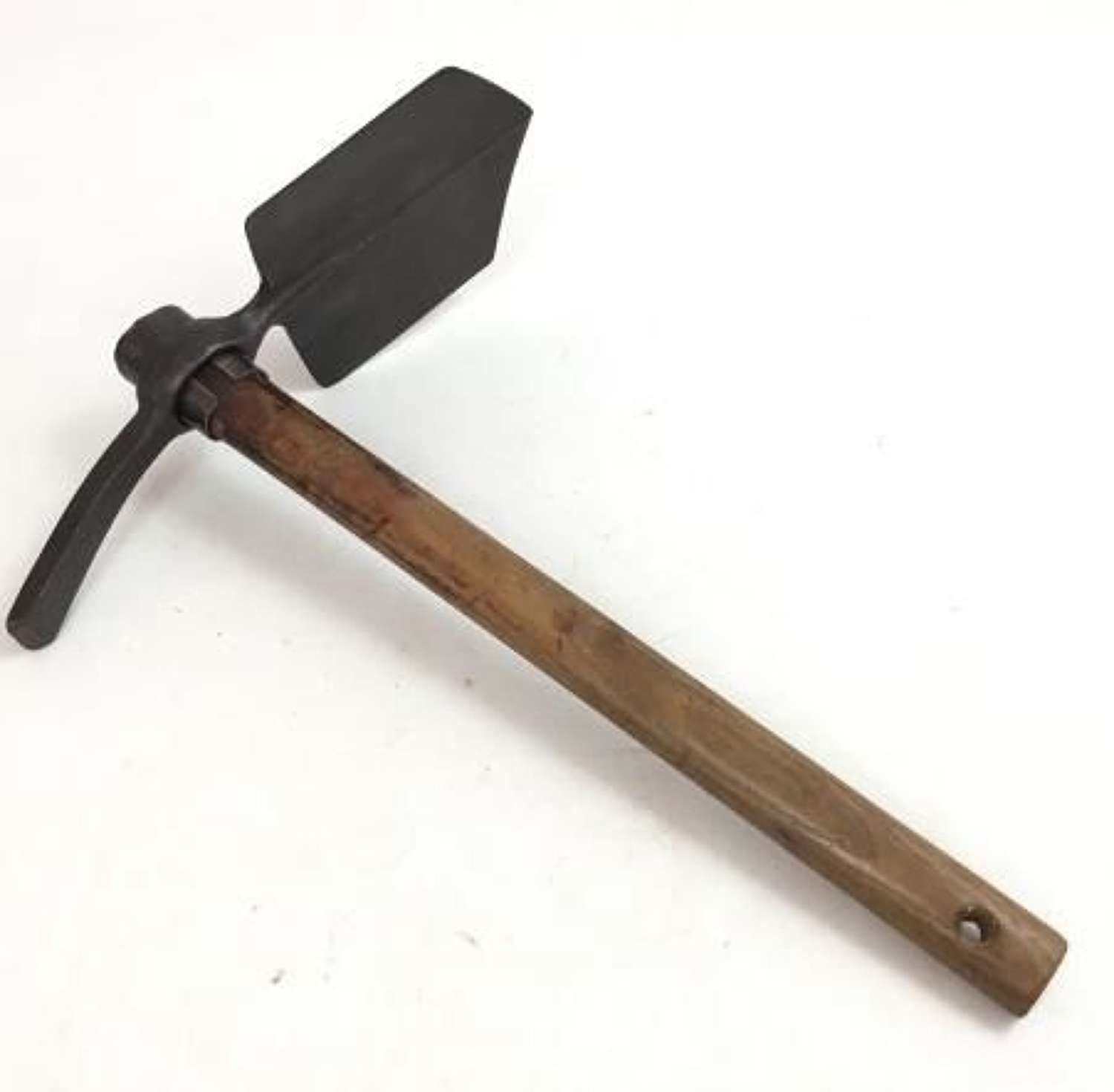 Original Early British Army Entrenching Tool