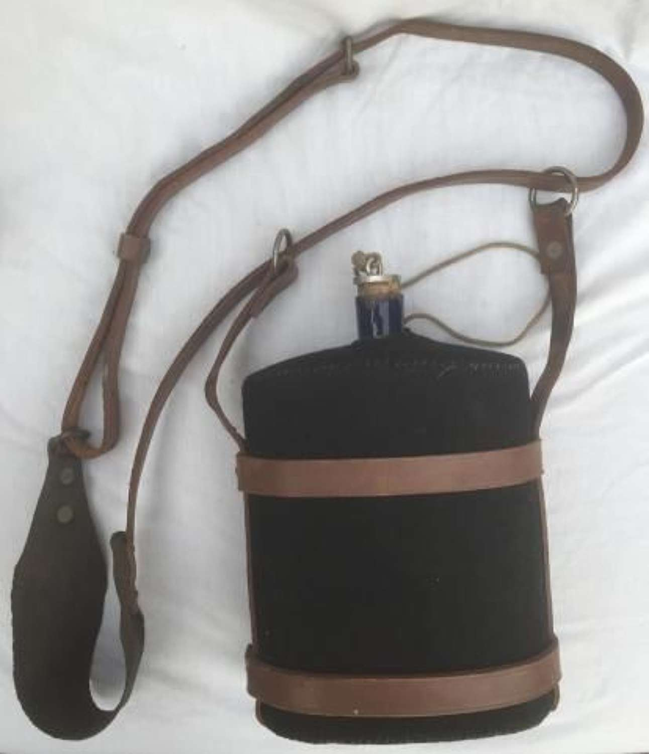 Great War 1903 Pattern Water Bottle And Cradle