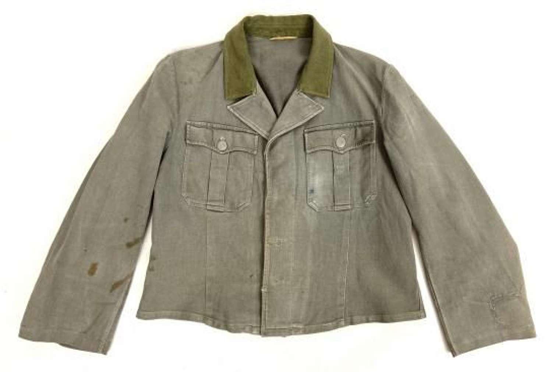 Original 1940s German Military Blouson Jacket