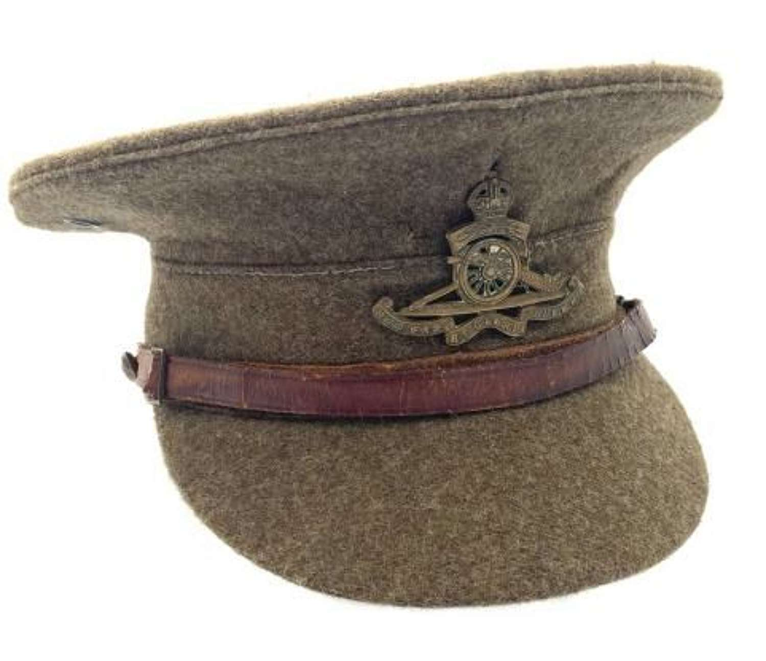 Original 1922 Pattern Ordinary Ranks Peaked Cap
