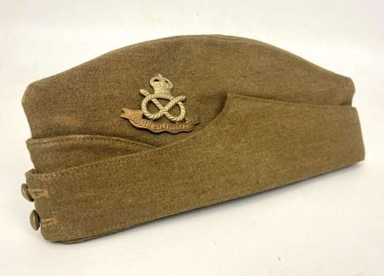 Original 1942 Dated British Army Forage Cap