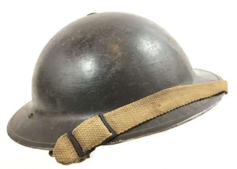 Original 1939 Dated British Army MKII Steel Helmet